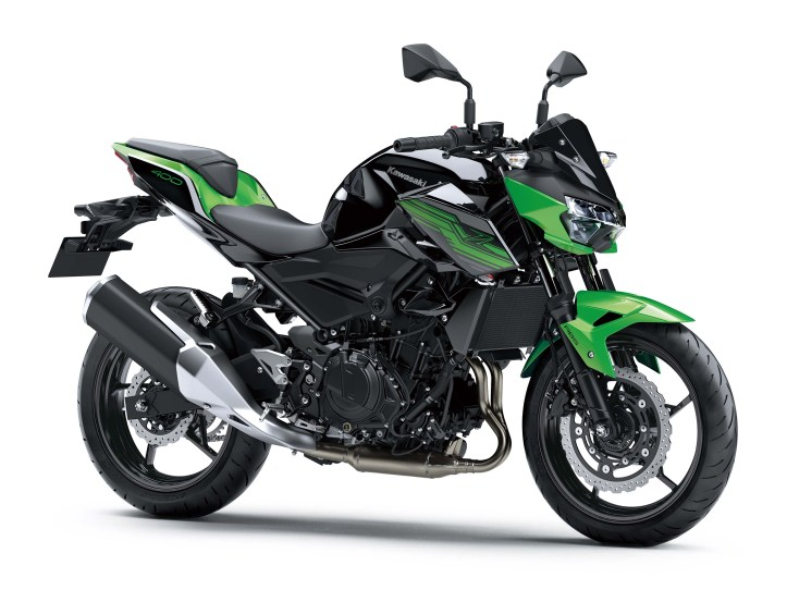 All-New Kawasaki Z250
