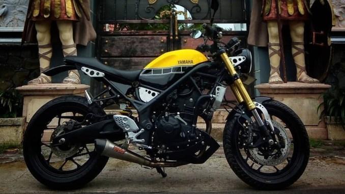 Yamaha XSR250