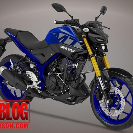 Yamaha MT-25 Facelift