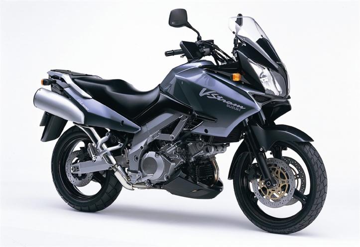 Suzuki V-Strom 2002