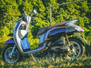 Honda Scoopy eSP R12