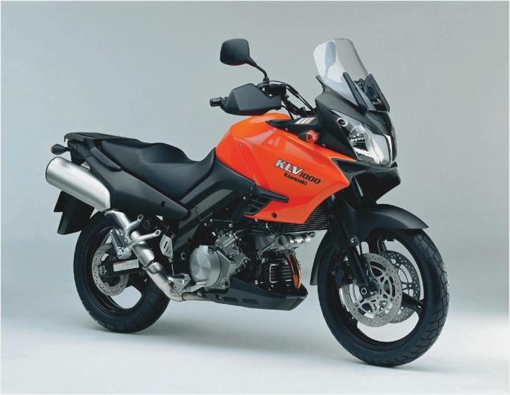 Kawasaki KLV 1000