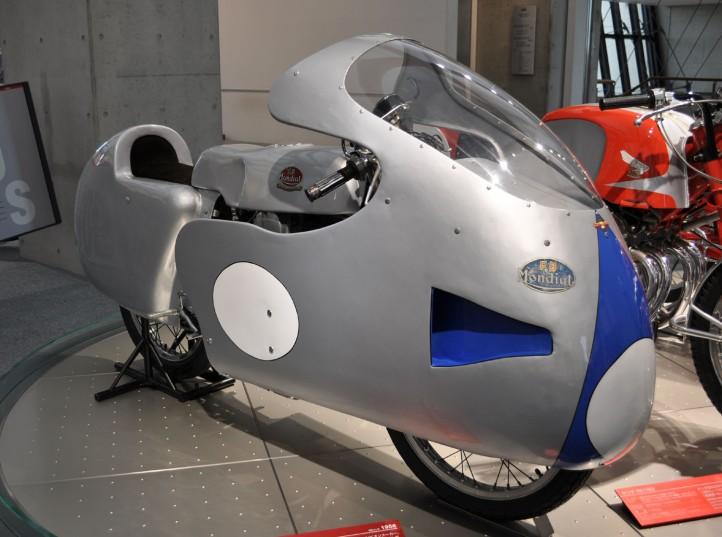 Mondial Bialbero 125 - Honda Collection Hall Motegi