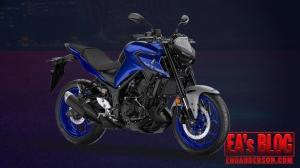 New Yamaha MT-25 Facelift