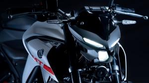 New Yamaha MT-25 Facelift Headlamp