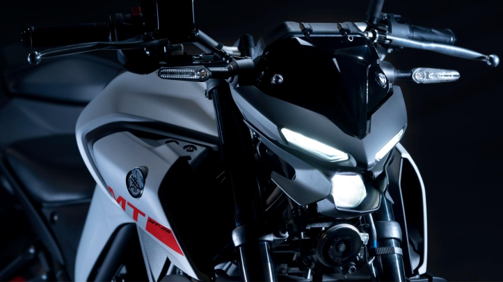 New Yamaha MT-25 Facelift Headlamp