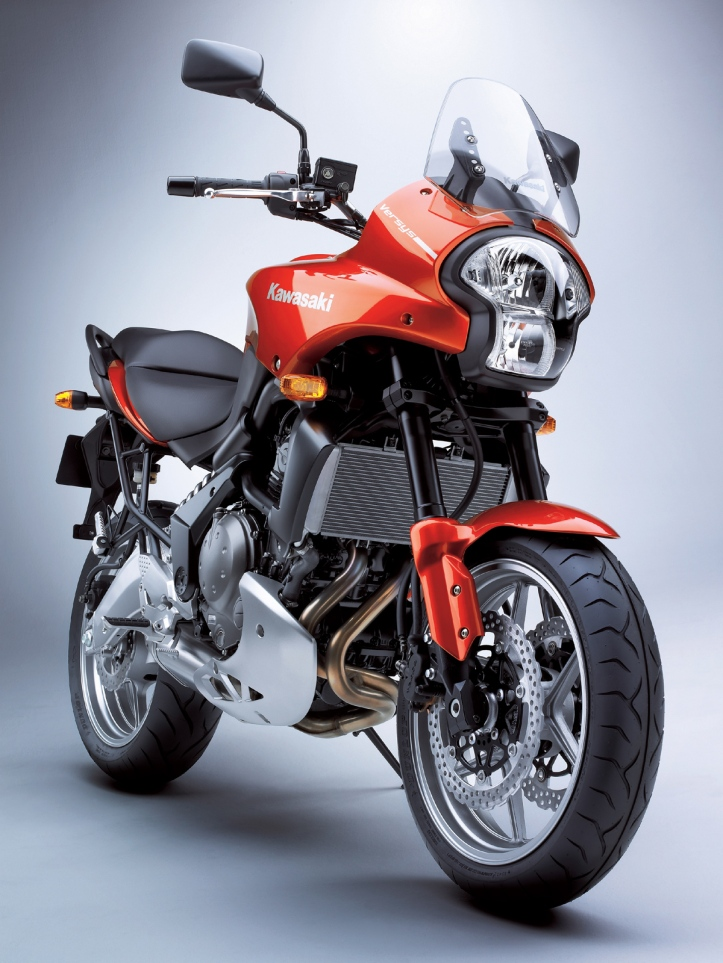 Kawasaki Versys 650 (07-09)