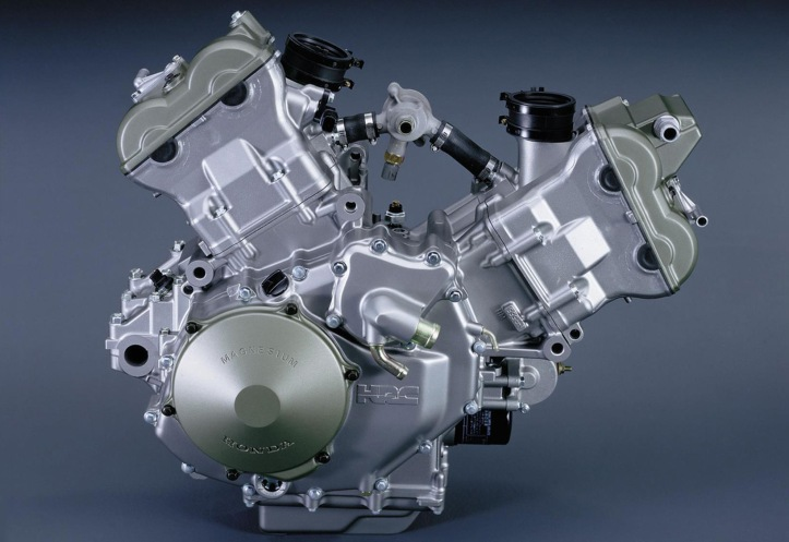 Honda VTR1000 RC51 Engine